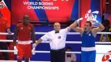 Радослав Пантелеев си осигури медал от Световното, контестация за резултата на Асенов