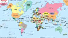 Кои са най-мразените държави в света?