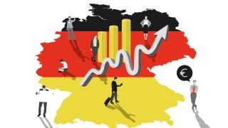 Промишлеността в Германия расте с близо 8%, но по-слабо от очакваното