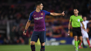 Луис Суарес иска да приключи кариерата си в Барселона