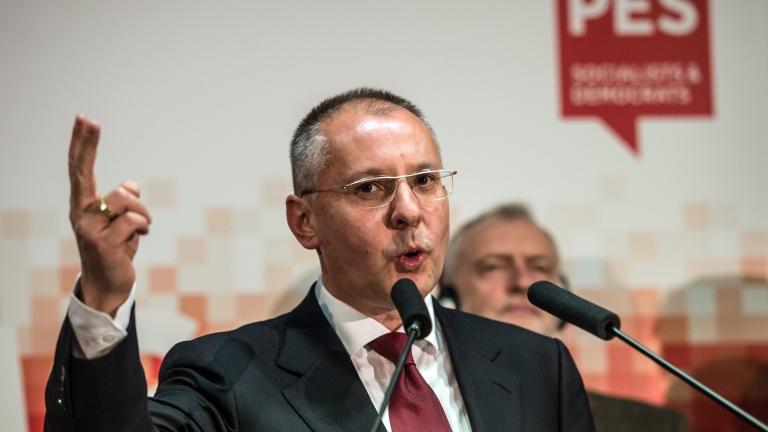 ПЕС отиде в опозиция в Европейския парламент, обяви Станишев
