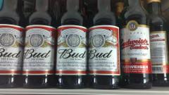 Най-големият производител на бира изгуби $18 милиарда от пазарната си капитализация