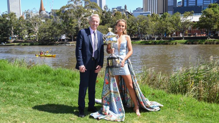 Крейг Тийли, който е директор на австралийския тенис заяви, че