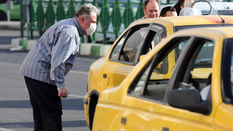 Починалите от началото на епидемията от новия коронавирус в Иран