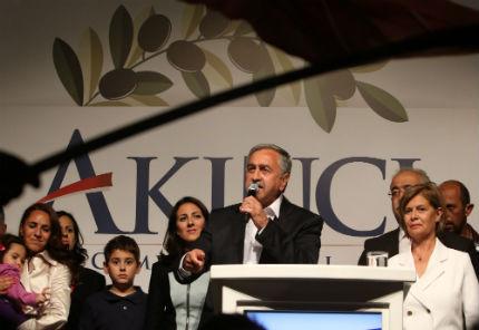 Мустафа Акънджъ е новият президент на Северен Кипър