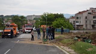 Полицаи следят денонощно тирове да не влизат в Кърджали