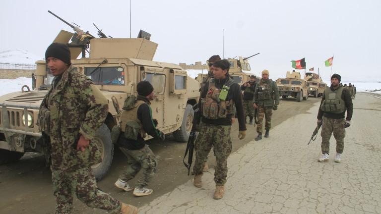 Зелена светлина на разследването за военни престъпления на САЩ и други в Афганистан