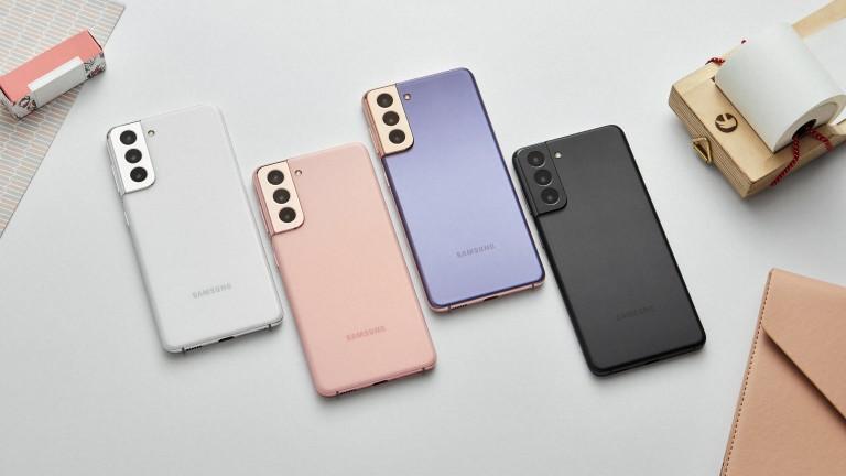 Моделът се предлага в четири цвята