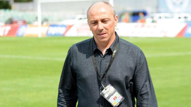 Илиан Илиев: Изиграхме сериозен мач, въпреки че нямаше голям залог