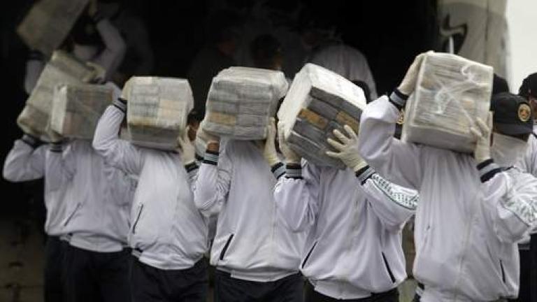 Откриха солидно количество кокаин в пратка до френски завод на Кока-Кола