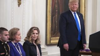 Тръмп пожела процес по импийчмънт в Сената на САЩ