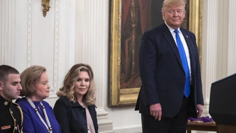 Американският президент Доналд Тръмп обяви, че иска да бъде разследван