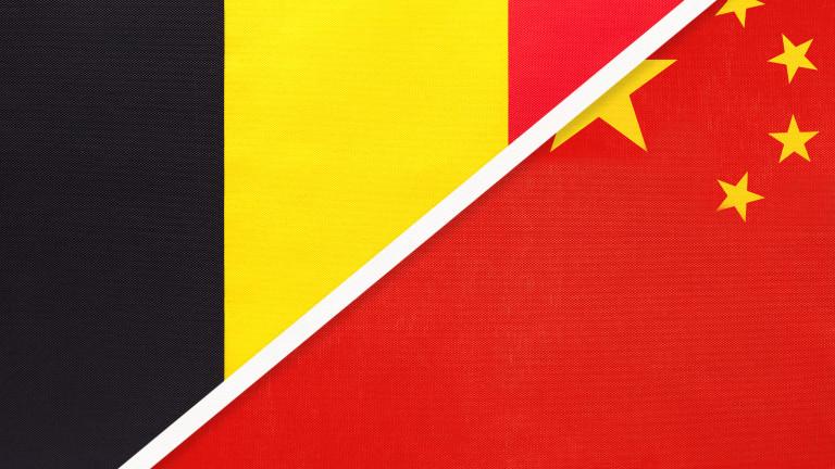 Белгия привика посланика на Китай