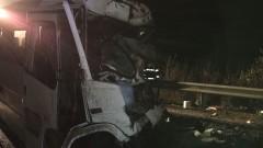 Една жена остава в тежко състояние след катастрофата по пътя София - Варна