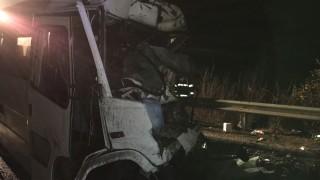 В тежко състояние остават пострадалите от катастрофите край Ловеч