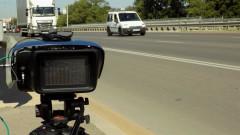 Над 38 000 нарушения за висока скорост на пътя отчете МВР