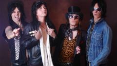 L.A. Guns раздават автографи в Каварна