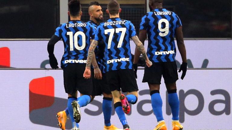 От Интер отрекоха информацията за смяна на името на отбора