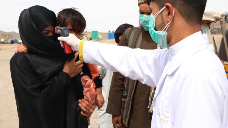 Починалите от коронавирус в Иран се увеличиха до 3603, съобщава