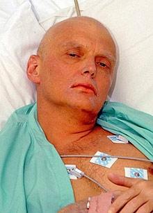 Литвиненко почина