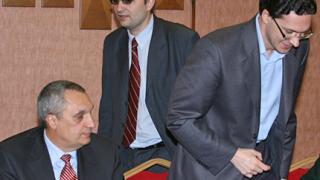 СДС и ДСБ обсъждат меморандума на ГЕРБ