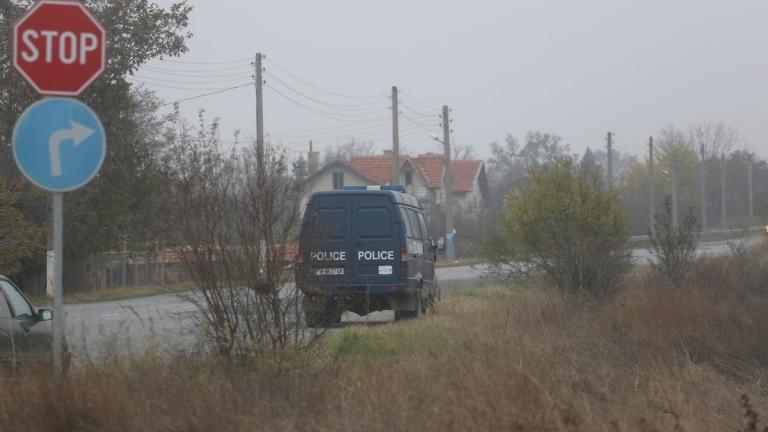 Бус на жандармерията катастрофира край Смядово