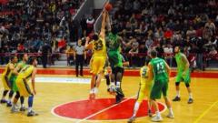 Берое спечели първия мач от полуфинала за Балканската лига