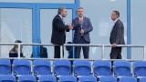 Левски излезе с позиция за запора от НАП