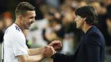 Йоахим Льов: Англия игра много по-активно от Германия