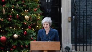 Брекзит се отлага или спира, ако ме свалите, предупреди Тереза Мей