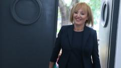 Манолова очаква сблъсък на идеи и визия в битката за София