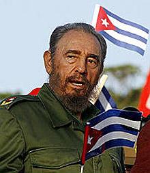 Фидел Кастро - живот и факти