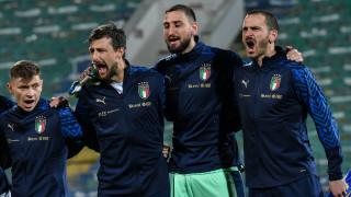 Италия - Европейският футболен трон изглежда трудна, но не и непостижима цел