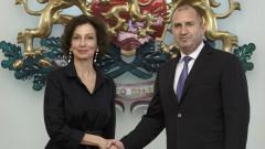 Президентът Радев разказа на шефа на ЮНЕСКО богатствата на Черно море
