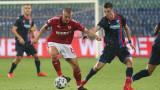 Тибо Вион отново в игра за ЦСКА до края на месеца