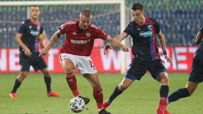 Основен футболист на ЦСКА претърпя успешна операция