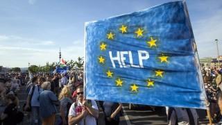 Унгарците отново на протест в защита на образованието