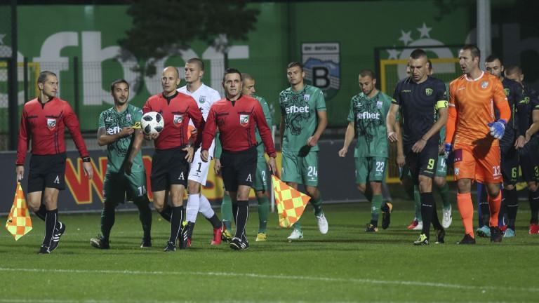 Берое и Витоша затварят 25-ия кръг в Първа лига