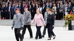 В Германия отдадоха почит на съпротивата срещу Хитлер