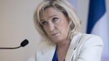 Льо Пен атакува Макрон и ЕС за катастрофално бавна ваксинация