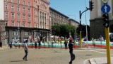 """Работници на """"Автомагистрали-Черно море"""" блокираха центъра на София"""