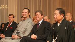 Георги Първанов поздрави Калоян Махлянов за успеха му в Токио