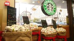 Първото Starbucks кафене в България отвори врати