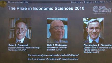 Трима грабнаха Нобела за икономика