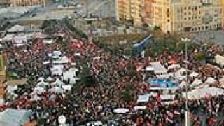 Антиправителствен протест в Кайро завърши с масови арести