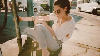 "Кристен Стюарт е гореща в новия клип на ""Ролинг Стоунс"" (ВИДЕО)"