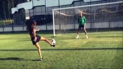 Ники Михайлов тренира с Николета Лозанова