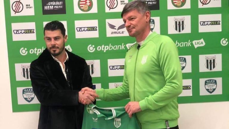 Галин Иванов окончателно се размина с Левски