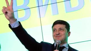 Зеленски ще спечели втория тур на президентските избори в Украйна