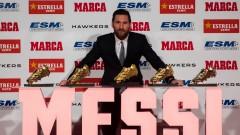 Лео Меси изпревари Роналдо по отбелязани голове за календарната 2018 година